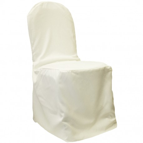 Chair Cover White