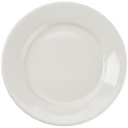 White Rim China Salad/Dessert Plate 7 ½""