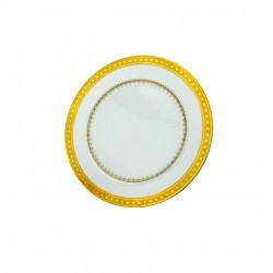 """Imperial Gold Bread and Butter Plate 6 ¾"""""""
