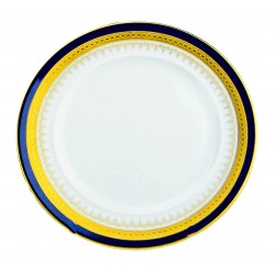 Windsor Blue Chop Plate 12""