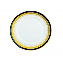 """Windsor Blue Lunch Plate 9 ½"""""""