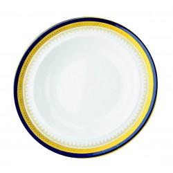 """Windsor Blue Soup Bowl 8 ½"""""""