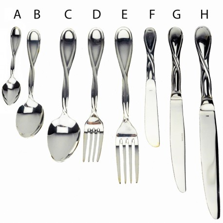 Infinity Stainless Flatware